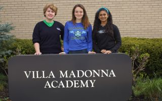 Three Villa Students Selected for the Governor's Scholar Program